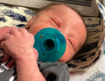 Birth Announcements: Weslee John Zanatian