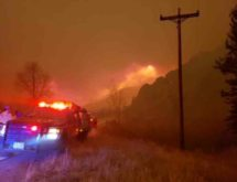 Rock Springs Fire Department Helps Fight Colorado Fire