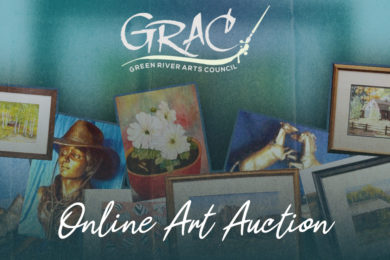 Celebrate Local Artists With an Online Fine Art Auction