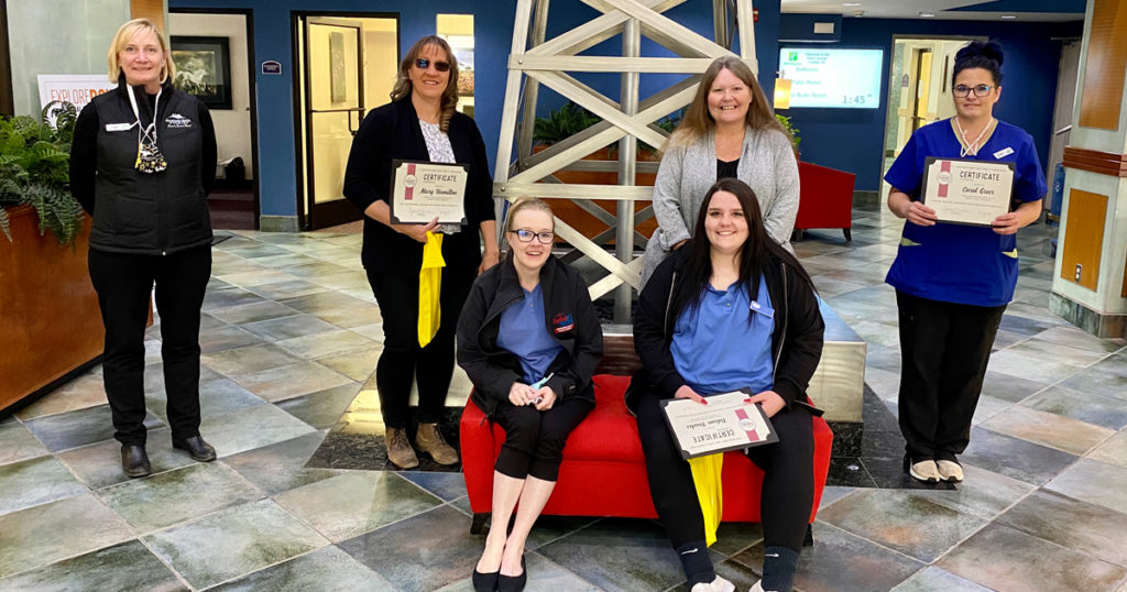 Sweetwater County Travel and Tourism Announces 3rd Quarter R.E.A.C.H. Award Winners
