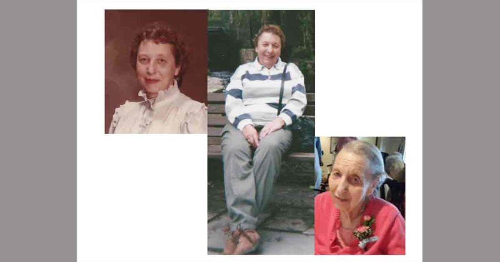 Joanne T. Burgess (September 21, 1931 – October 13, 2020)
