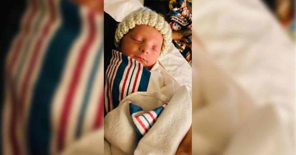 Birth Announcement: Lito Eugene Shubert