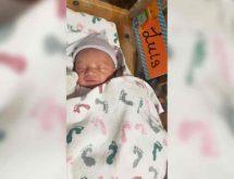 Birth Announcement: Luis Daniel Esquivel Rivera