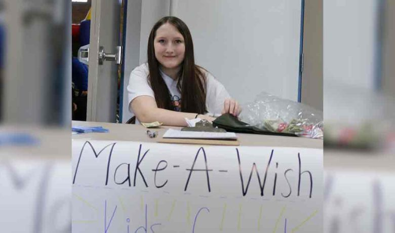 Rock Springs High School Recognized by Make-A-Wish Wyoming
