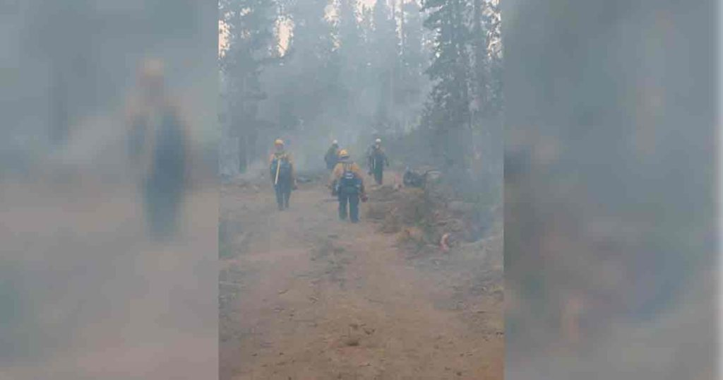 Mullen Fire Now 161,069 Acres, 14 Percent Contained