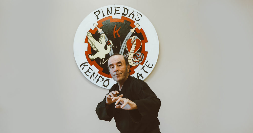 #HOMETOWN HUSTLE: Willie Pineda | Pineda's Kenpo Karate