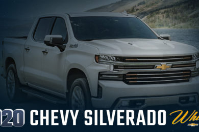 Save $5,000 off MSRP on a NEW 2020 Chevy Silverado at Whisler