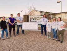 StandForWhitt Foundation Donates $10,390 to YWCA Crisis Center
