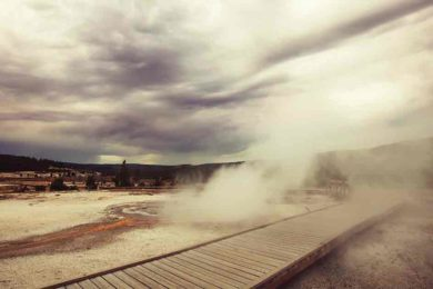 3-year-old Suffers Second-Degree Thermal Burns at Yellowstone National Park