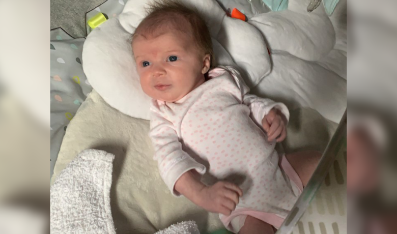 Birth Announcement: Ally Jo Jasnoch