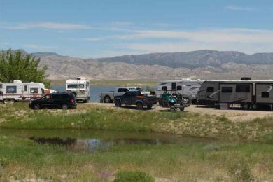 Wyoming's State Parks See Record Visitation Numbers in September