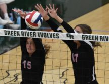 Lady Tigers Win Dig Pink Game Over Lady Wolves in 3 Sets