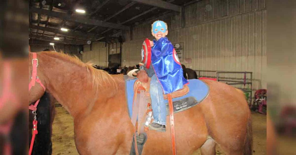 2nd Gymkhana Rodeo Event Attracts Large Crowd