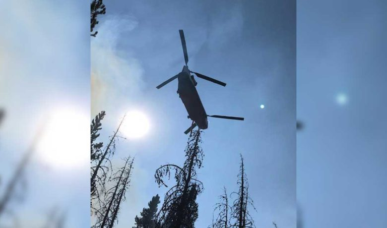 Mullen Fire Containment Increases to 21 Percent
