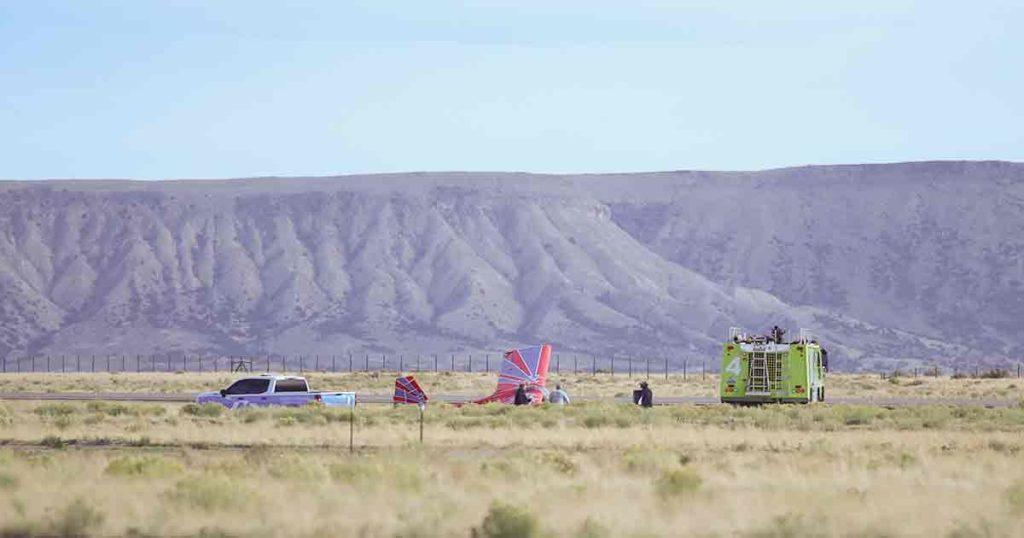 Small Plane Crashes near Southwest Wyoming Regional Airport
