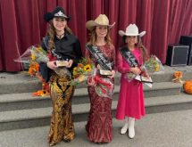 2021 Red Desert Roundup Rodeo Royalty Crowned
