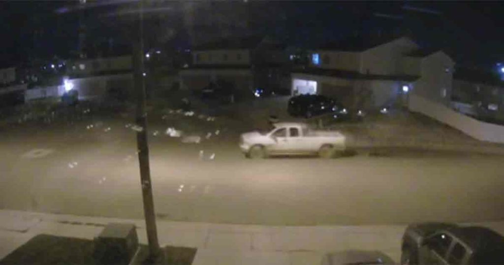 VIDEO: Rock Springs Police Department Investigates Stolen Vehicle