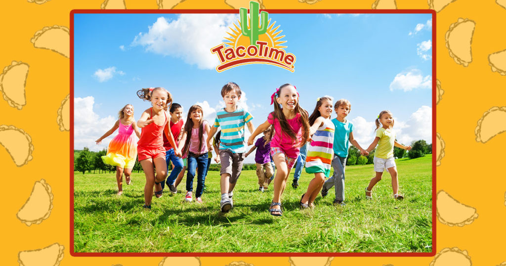 Join TacoTime in Fundraising for Local Youth This Friday