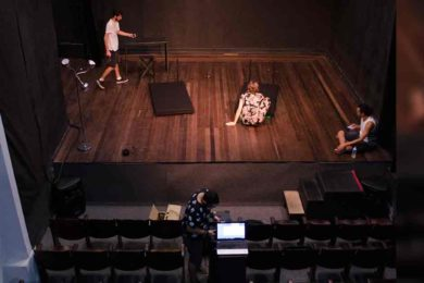 Virtual Theater Production Focuses on Wyoming
