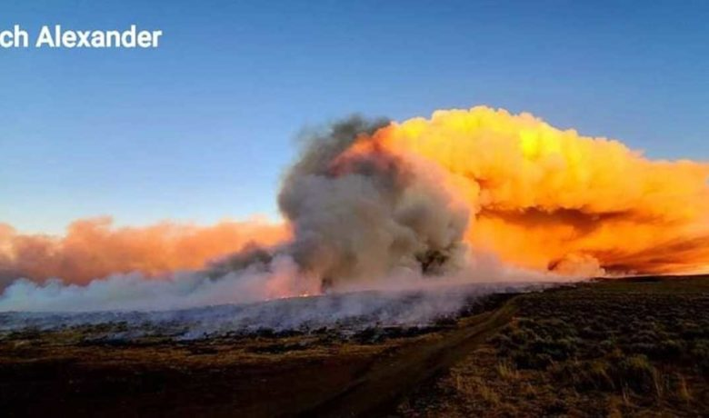 Mullen Fire Reaches 170K Acres; Remains 14 Percent Contained