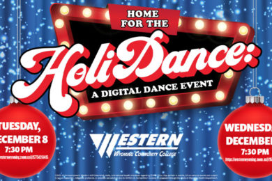 Home for the HoliDance