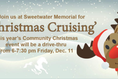 Memorial Hospital of Sweetwater County Christmas Cruising