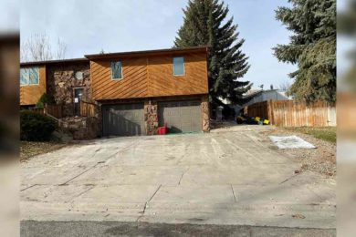 Wood-Burning Stove Causes Fire in Green River Garage