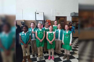 Green River Girl Scouts to Host Annual Veterans Luncheon
