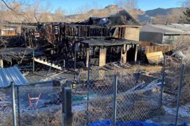American Red Cross Assists Green River Family Displaced by House Fire