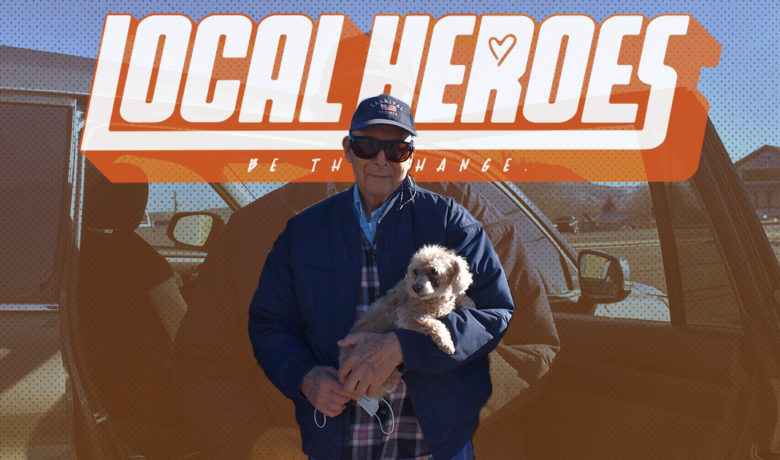 #LOCAL HEROES: Ray Curtis