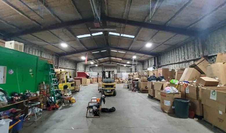 Recycling Center Applies for $575,000 in Grant Funding