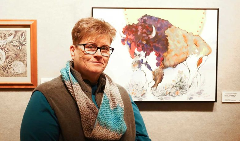 #WHYoming: Debora Soulé, Community Fine Arts Center Director