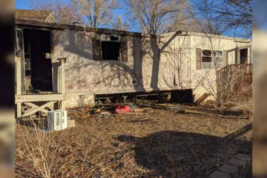 Rock Springs Fire Department Puts out Structure Fire Monday