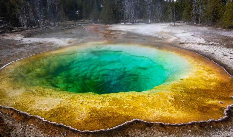 Yellowstone National Park Sees Record-Breaking October Visits