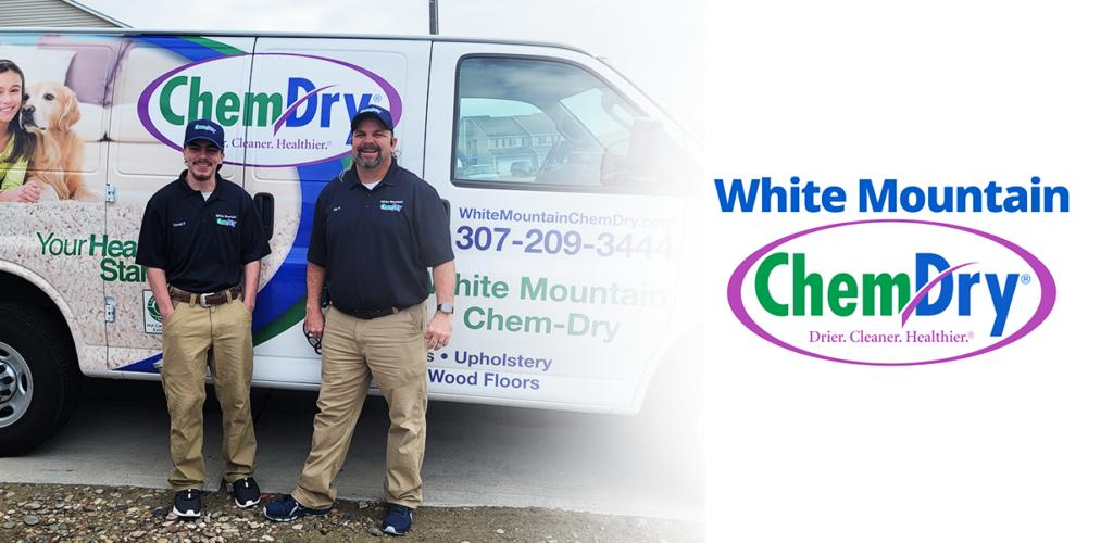 Refresh Your Home or Business with White Mountain Chem-Dry