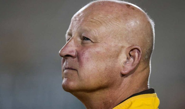 UW Extends Head Football Coach Craig Bohl's Contract Through 2024 Season