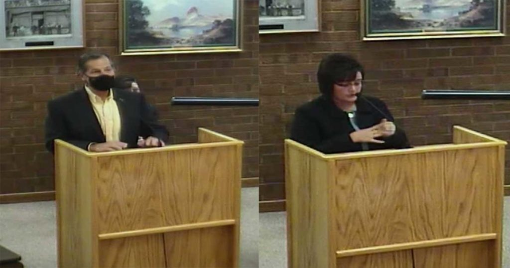 Green River City Council and Community Share Opinions on COVID-19 Mask Mandate