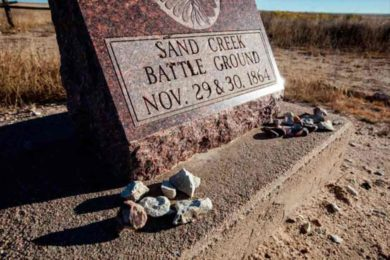 Northern Arapaho Tribe Honors Victims of Sand Creek Massacre