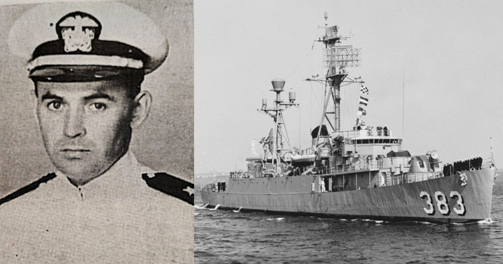 World War II Navy Ship Was Named for Rock Springs Native
