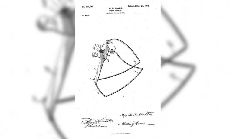 A Rock Springs Woman was the First in Wyoming to be Issued a Patent