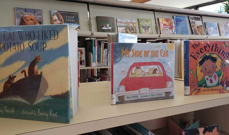Sweetwater County Libraries Celebrate Picture Book Month with Reading Challenge
