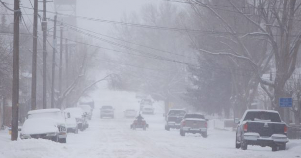Green River Shares Plan for Snow Removal
