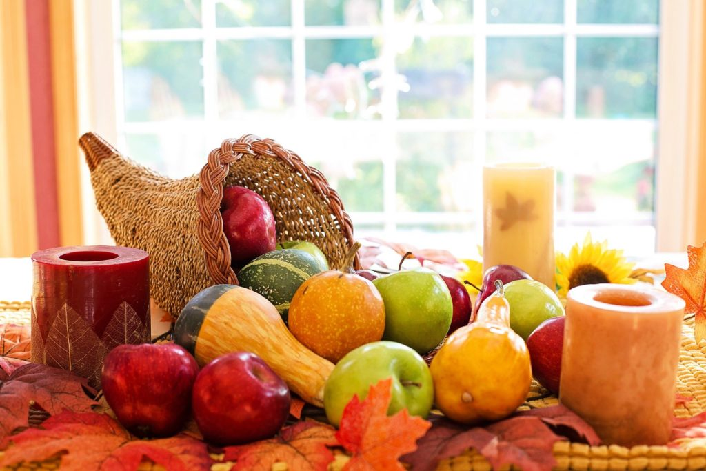 CDC and County Health Officer Recommend Staying Home this Thanksgiving