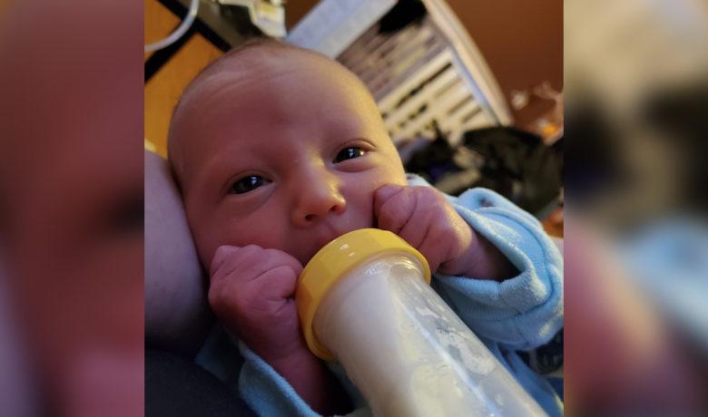 Birth Announcements: Zeppelin Daniel Courtney