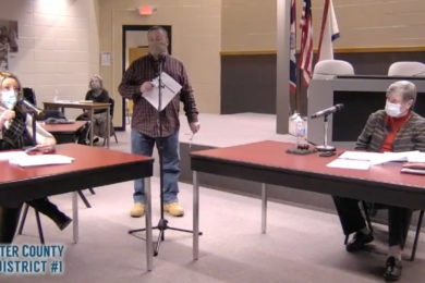 SCSD No. 1 Board Goes Back to Drawing Board on Cost Savings Letter to State