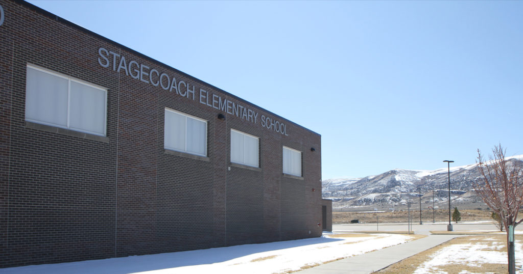 Stagecoach Elementary Earns National Distinguished School Recognition