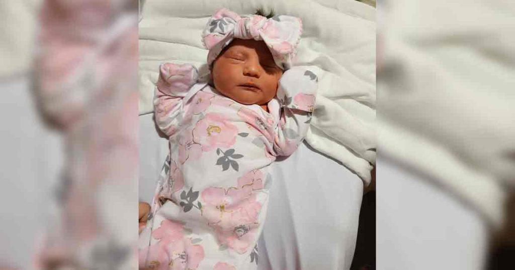 Birth Announcement: Analia Nikcole Rodriguez