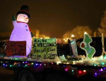 Rock Springs' Annual Lighted Parade Set for Saturday