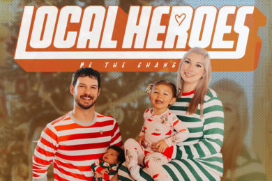 #LOCAL HEROES: Mannikko Family