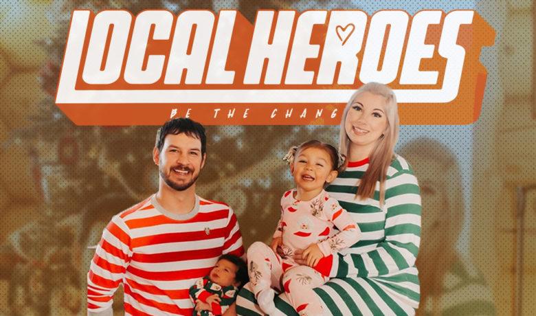 #LOCAL HEROES: Mannikko Family